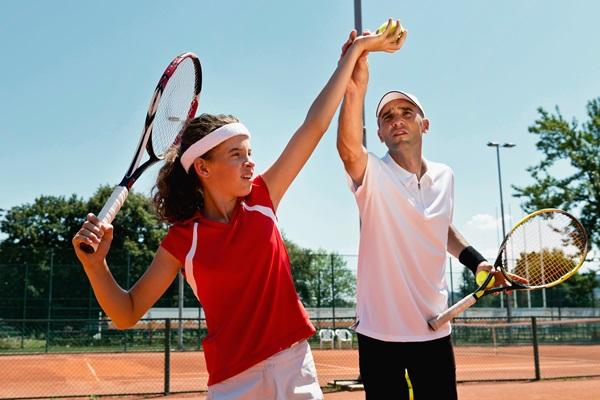 Il gomito del tennista
